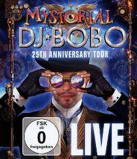 Cover DJ BoBo - Mystorial - Live [DVD]